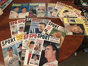 Sports Illustrated, 18 magazines