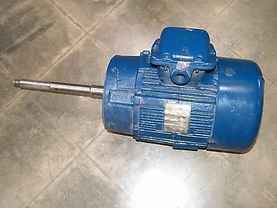 Pacemaker Electric Motor 10 Hp 3475 Rpm 230460 Volt Remanufactured Cj4b