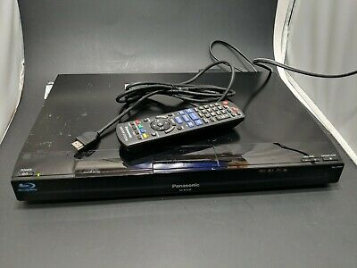 Panasonic SA-BT235 Blue Ray Disc Player with Remote And HDMI Cable Works