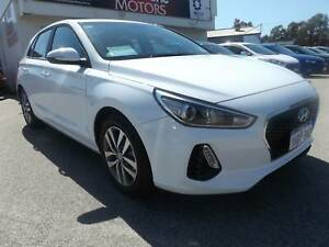 2020 HYUNDAI I30 ACTIVE AUTOMATIC HATCHBACK ONLY 5000KMS! Maddington Gosnells Area Preview