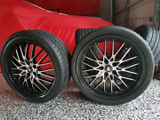 Commodore  Mag wheels Largs Maitland Area Preview