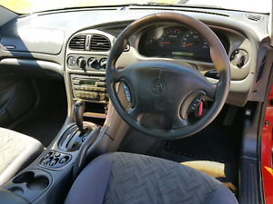 2001 Holden Commodore Lumina VX Auto Sedan - With Rego and RWC!