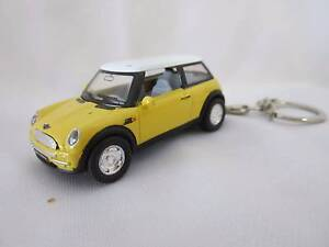 Mini Cooper Coupe New by BMW Scale Model Key Ring Brand New Kinsm Tempe Marrickville Area Preview