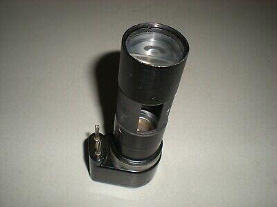 Carl Zeiss Lamp Light Socket With Lens Tube - No Bulb