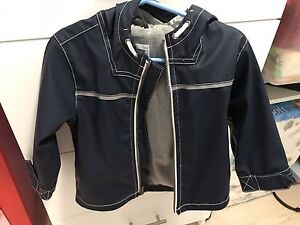 Old navy raincoat 2T