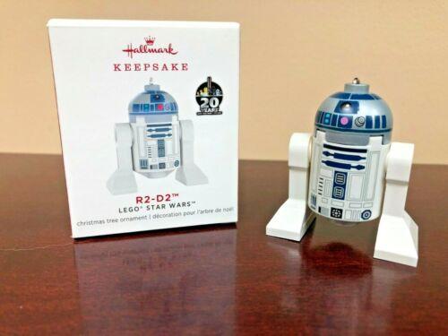 2019 Hallmark Ornament R2-D2 LEGO  Star Wars