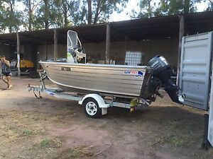 Quintrex fishing boat Muswellbrook Muswellbrook Area Preview