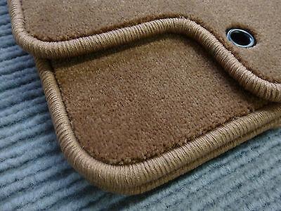 Original Lengenfelder Velours Fußmatten für Mercedes Benz R129 SL + RUTSCHFEST