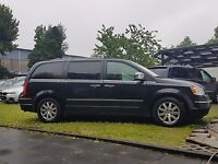 Chrysler Grand Voyager Limited Navi|1.Hand|SSD