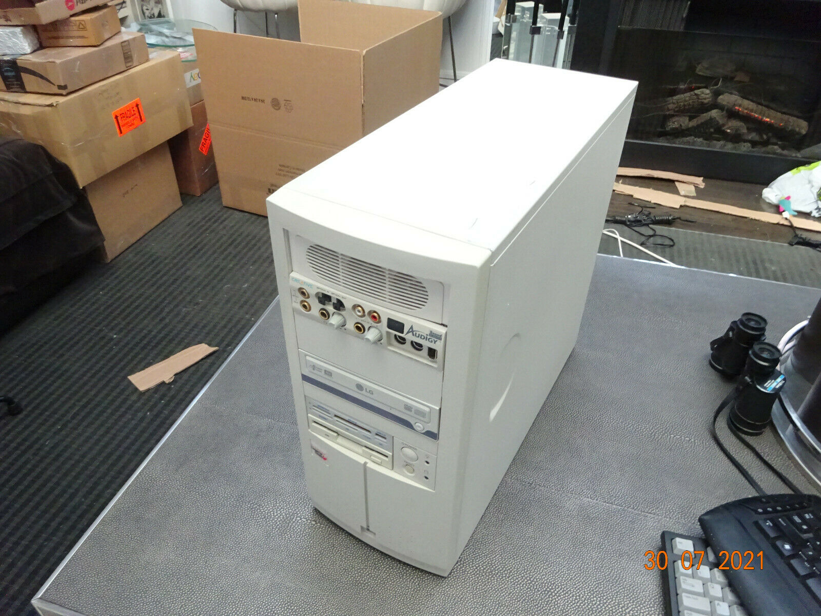  Gigabyte 8i865G775-G Desktop Computer, Pentium D …