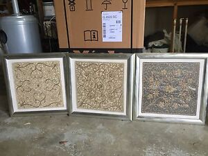 Framed beaded squares Cottesloe Cottesloe Area Preview