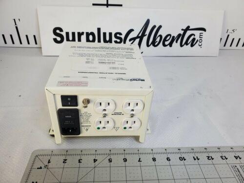Mortara Instrument Medical Isolation Transformer 18400-100-50