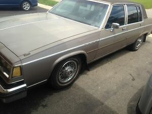 1984 Buick Park Ave.