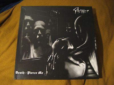 SILENCER death pierce me ORIG VINYL LP  shining xasthur lifelover dsbm, used for sale  Chicago