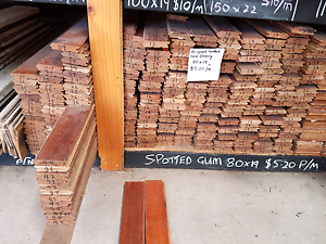Spotted gum timber flooring Carrum Downs Frankston Area Preview
