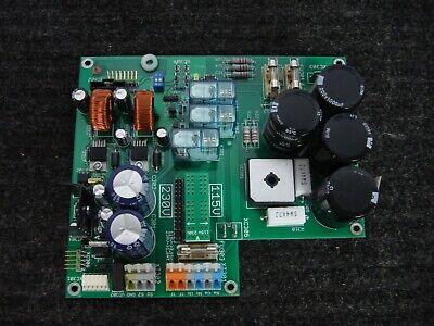 Schick Cdr Panx Panoramic Digital Dental X-ray Jed39 Power Supply Board