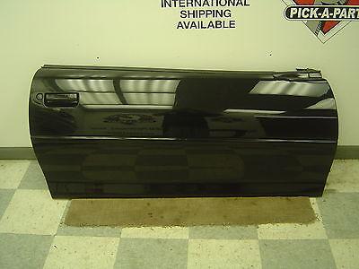 1993-2002 Chevrolet Camaro Z28 OEM Right Passenger Front Door Assembly Black