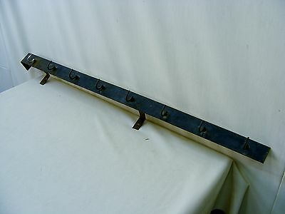 Old Wardrobe, Coat Hook Wall Coat Hook Rail Metal Decor Cult Retro