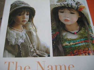 2pg Zawieruszynski Doll Article THE NAME SAYS IT ALL for sale  Saint Charles