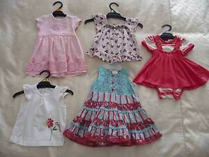 Size 00 Baby Girl Clothes - All for $10 Winthrop Melville Area Preview