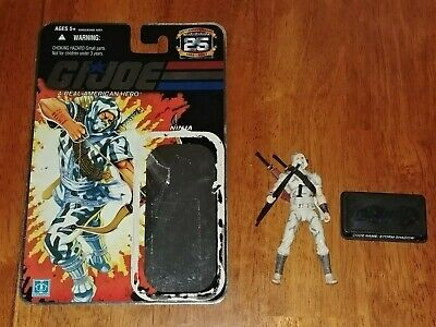 Hasbro G.I.Joe: Storm Shadow 25th Anniversary - 2007 Action Figure