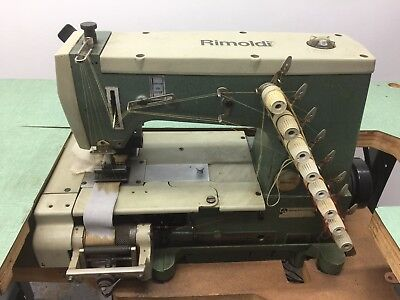 Rimoldi - Multi Needle Industrial Sewing Machine