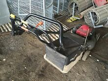 Honda HRu216 self propelled lawn mower Burpengary Caboolture Area Preview