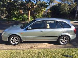 2003 Mazda 323 Hatchback Manly Vale Manly Area Preview