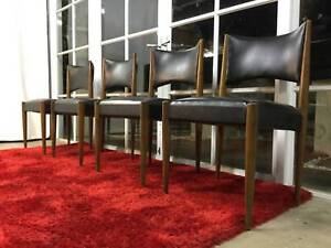 Stunning Rare Retro Vintage Parker-Eames Dining Chairs - Can Del