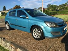 2005 holden Astra Edgeworth Lake Macquarie Area Preview