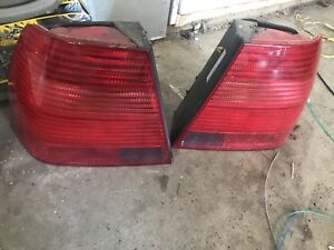 2003 Jetta rail lights
