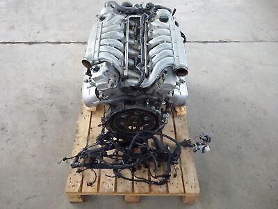 MERCEDES S-Klasse CL CL600 V12 C215 270 KW BJ2000 M 137.970 Motor Engine 212 Tkm