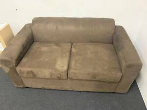 Brown Lounge- 2 Seater Smithfield Cairns City Preview