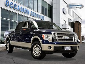 2009 Ford F-150 King Ranch 4x4