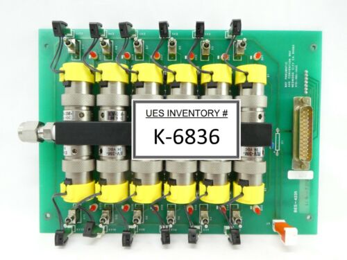 Bay Pneumatic BES-4235 Pnuematic Board PCB SVG 90S Working Spare