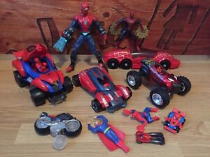 Lots jouets Spider-Man