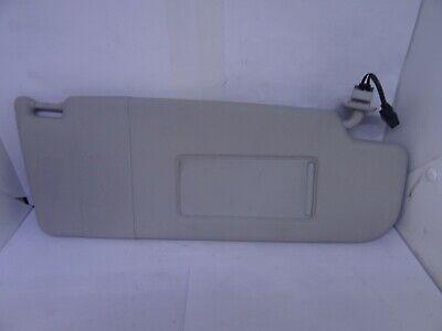 *VW PASSAT B6 2006-2011 DRIVER RIGHT SUN VISOR WITH LOOM 1K0857552