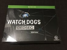Watch Dogs DEDSEC Edition - Xbox One UNOPENED Wavell Heights Brisbane North East Preview