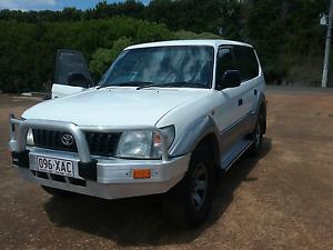 Toyota landcruiser prado Rochedale Brisbane South East Preview