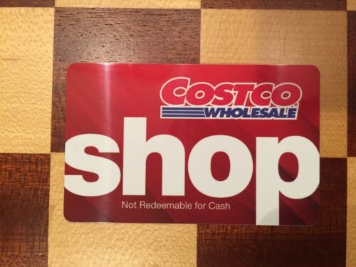 Costco Cash Card 10 Gift Wholesale NO Membership Required Free Shipping D77 - $14.99