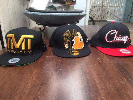 Wanted: Snapback Hats - Excellent Condition