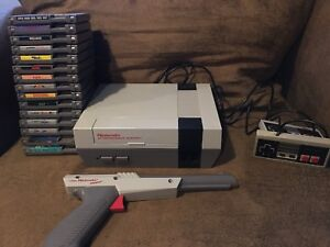 Nintendo NES 16 games complete  the Perfect Christmas gift