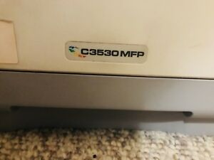 OKI  C3530MFP Colour Printer  Used for sale $30