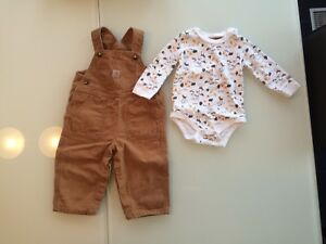 12 Month Carhartt Outfit