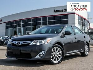 2012 Toyota Camry XLE - NAVI|LEATHER|SUNROOF|BLUETOOTH