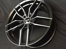 "18"" OXWHEEL OX863 BRAND NEW FORD HONDA LEXUS TOYOTA Fawkner Moreland Area Preview"