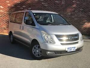 2008 Hyundai iMAX Wagon $8,990 Victoria Park Victoria Park Area Preview