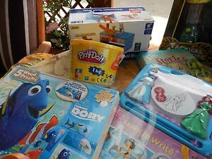 TOYS -PUZZLES, BOOKS, GAMES ETC.,  - CHEAP CHRISTMAS FILLERS!! Onkaparinga Hills Morphett Vale Area Preview
