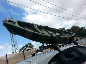 2017 new model kayaks, kayak parts, trolley...sale& hire Kilburn Port Adelaide Area Preview