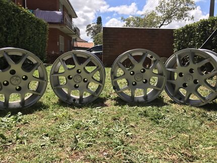 Holden Astra Stock Rims/Mags